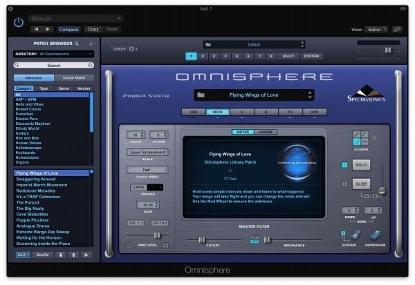 Boxed Spectrasonics Omnisphere 2 & Keyscape Collection