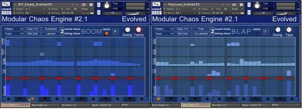 Review Sound Dust Modular Chaos Engine 2 Evolved