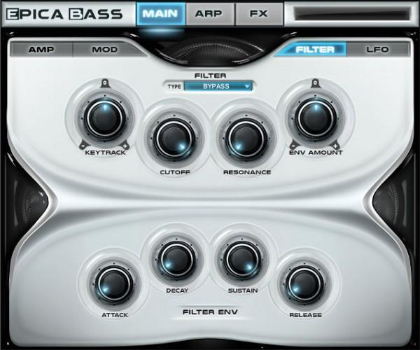 Interface Sam Spacey Epica Bass
