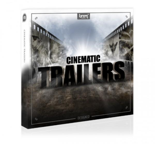 Download Boom Library Cinematic Trailers Designed HD