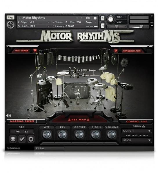 Buy Soundiron Motor Rhythms