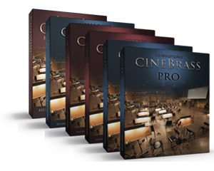 Cinesamples CineBrass and CineWinds Complete Bundle