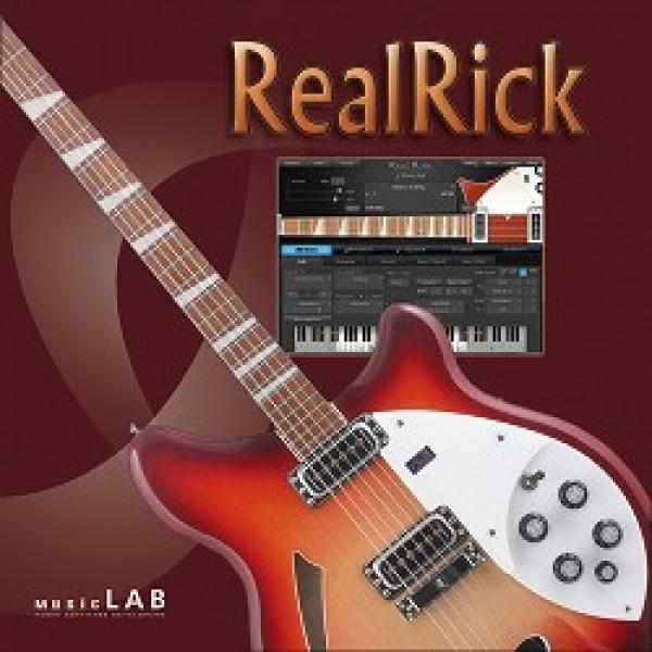 Download MusicLab RealRick