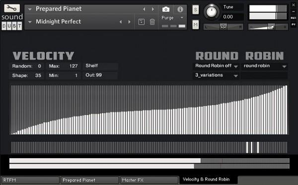 Review Sound Dust Prepared Pianet
