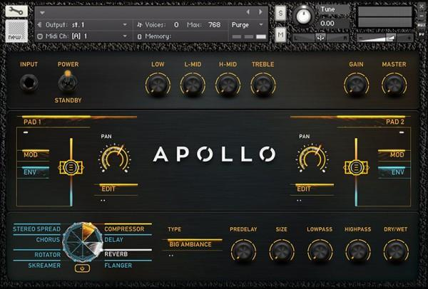 Buy Vir2 Instruments Apollo Cinematic Guitars