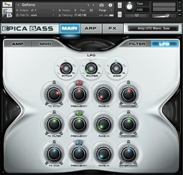Review Sam Spacey Epica Bass