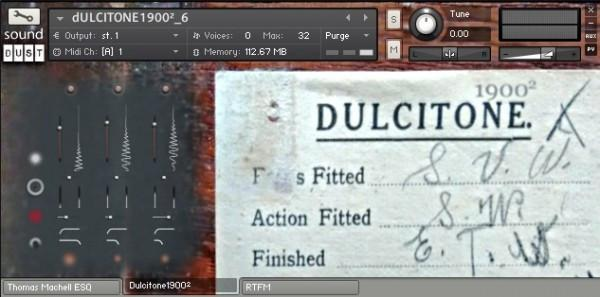 GUI Sound Dust 1900 Bundle