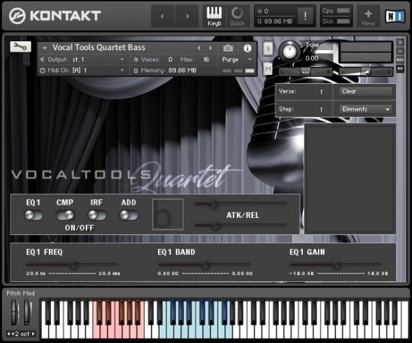 Review Bela D Media Vocal Tools Quartet