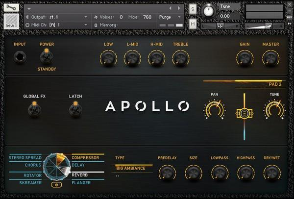 Review Vir2 Instruments Apollo Cinematic Guitars