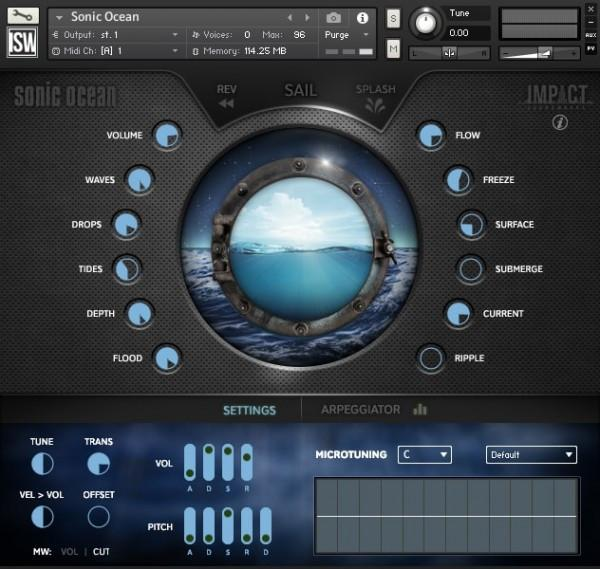 Interface Impact Soundworks Design Treasure Bundle