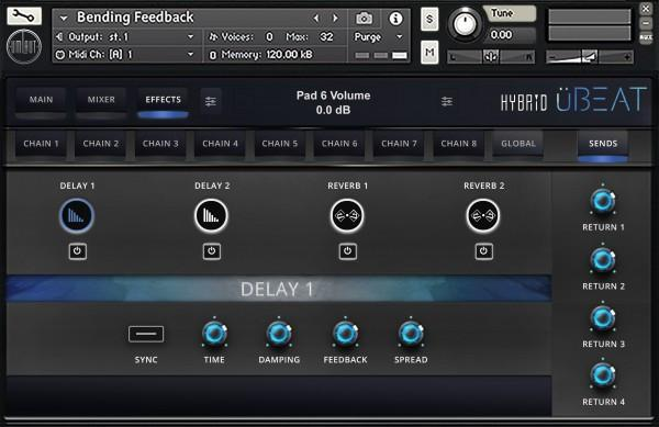 Interface Umlaut Audio uBeat Hybrid