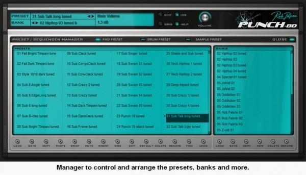 Rob Papen Punch - BD EDUCATION