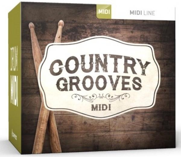 Download Toontrack Country Grooves MIDI