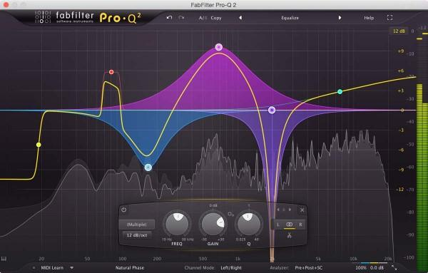 Buy FabFilter Mastering BUNDLE