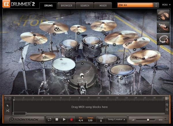 Review Toontrack EZX - Made of Metal