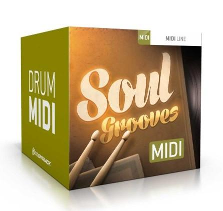 Download Toontrack Soul Grooves MIDI