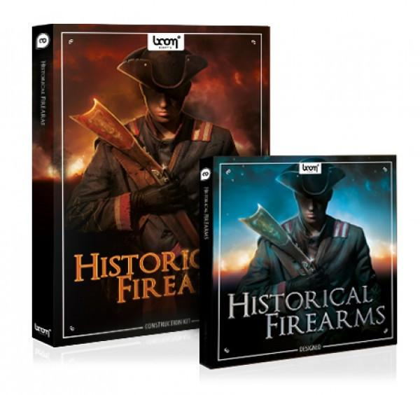 Download Boom Library Historical Firearms Bundle