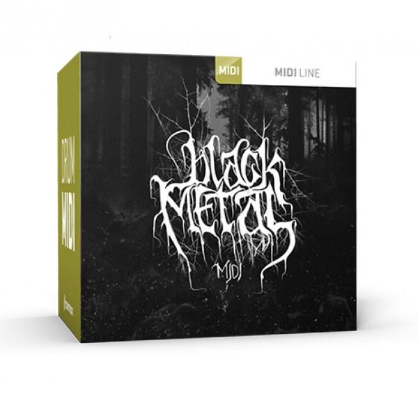 Download Toontrack Black Metal MIDI