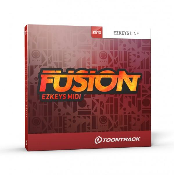Download Toontrack Fusion EZkeys MIDI