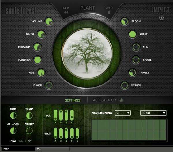GUI Impact Soundworks Design Treasure Bundle