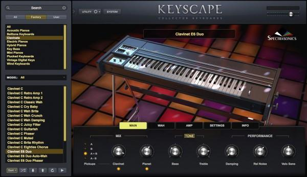 Review Spectrasonics Keyscape