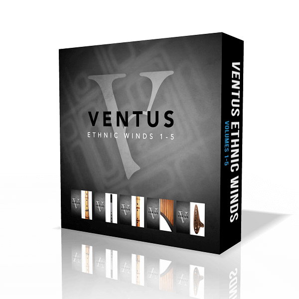 Impact Soundworks Ventus Ethnic Winds 1-5 Bundle
