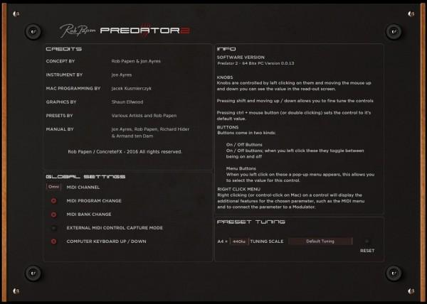 Buy Rob Papen Predator 2