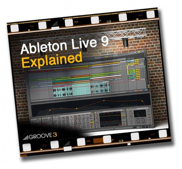 Download Groove 3 Ableton Live 9 Explained