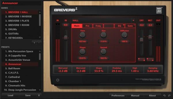 Buy Overloud Breverb 2