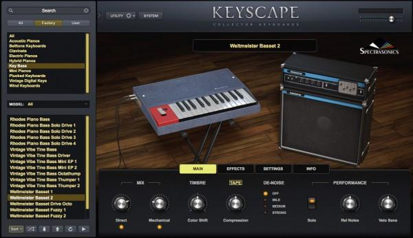Lite Spectrasonics Keyscape
