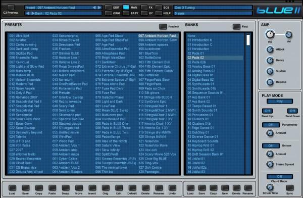 Rob Papen Blue II EDUCATION