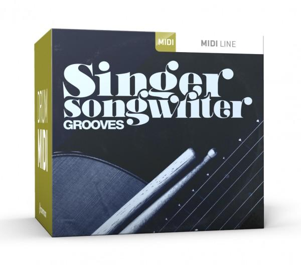 Download Toontrack Singer Songwriter Grooves MIDI Pack