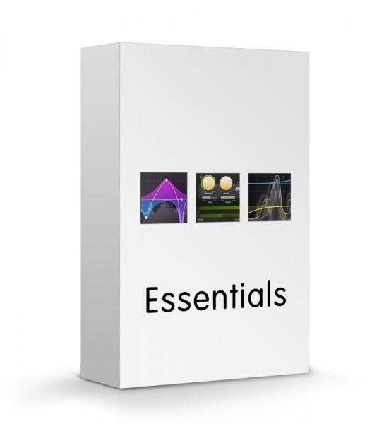 Download FabFilter Essentials BUNDLE