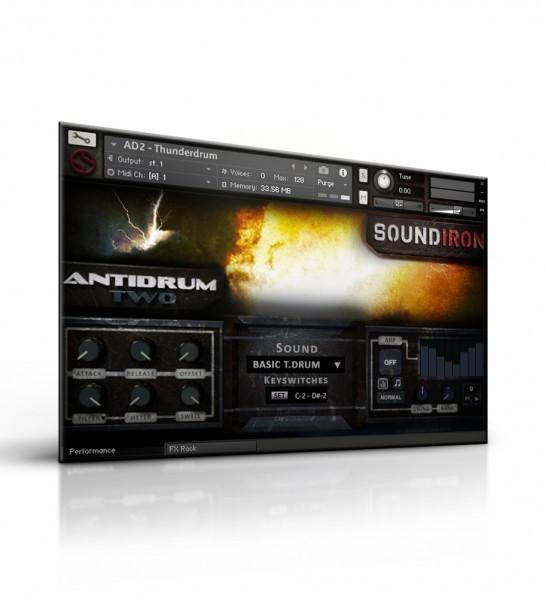 Buy Soundiron Antidrum II