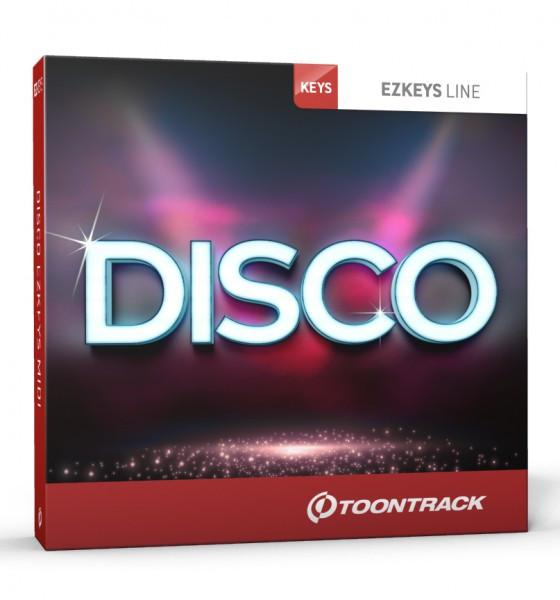 Download Toontrack EZkeys Disco MIDI Pack