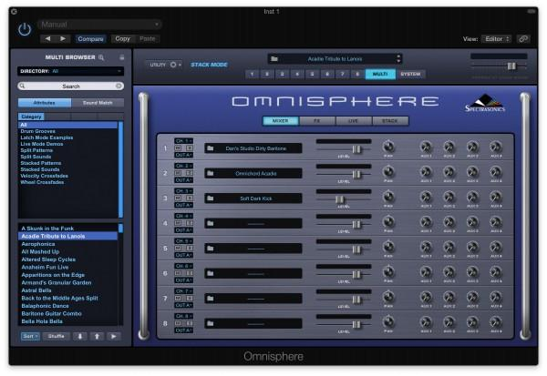 Upgrade Spectrasonics Omnisphere 2