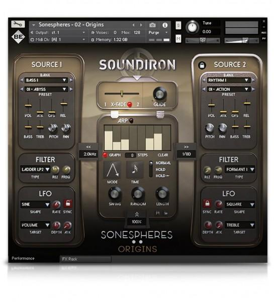 Buy Soundiron Sonespheres 2 - Origins