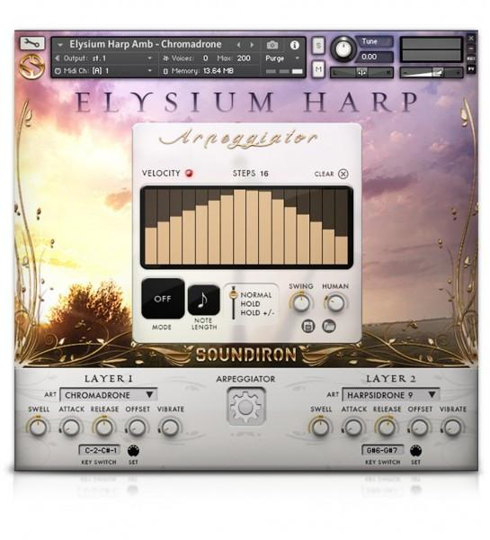 Buy Soundiron Elysium Harp