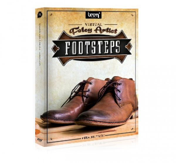 Download Boom Library Virtual Foley Artist Footsteps