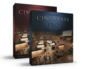 Download Cinesamples CineBrass Pro and CineWinds Pro Bundle