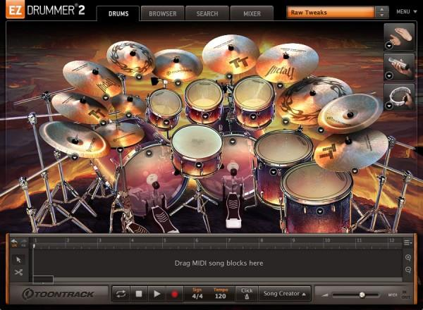 Buy Toontrack EZX - Metal!