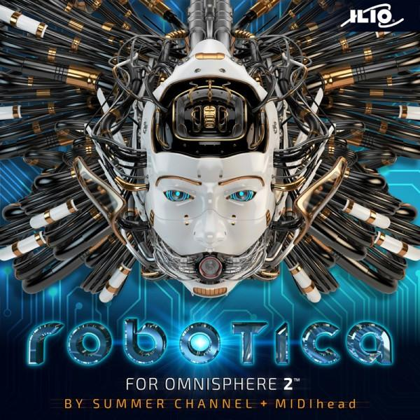 Download Ilio Robotica for Omnisphere 2.1