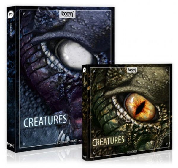Download Boom Library Creatures Bundle HD