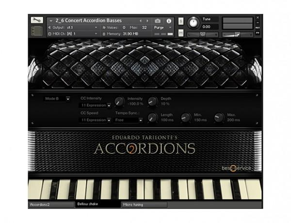 Interface Best Service Accordions 2