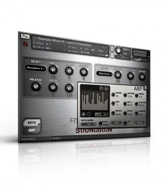 Buy Soundiron Fountain Wires