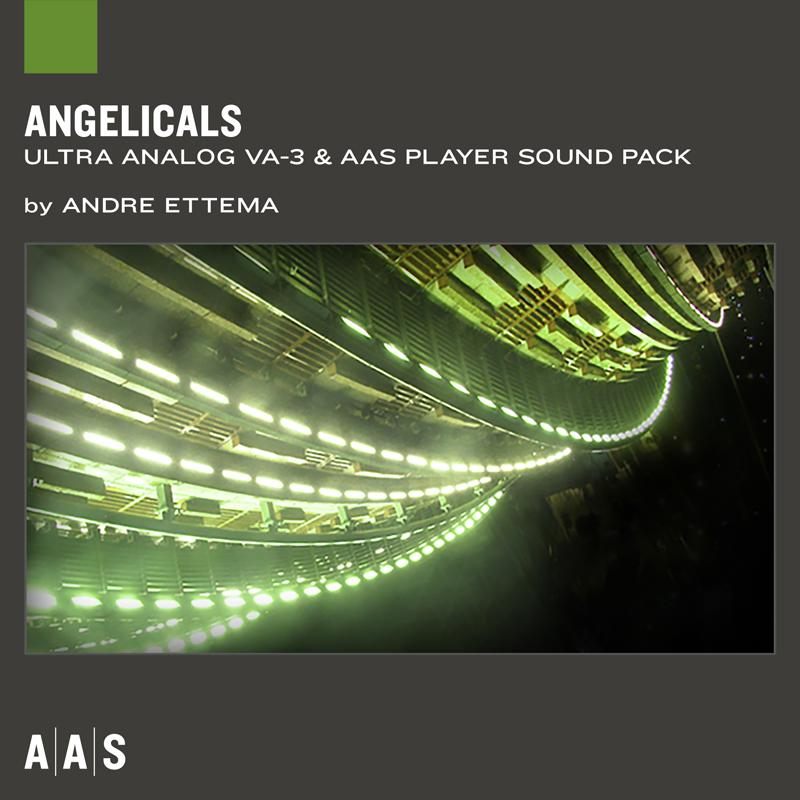 AAS Angelicals Ultra Analog VA-3 Sound pack