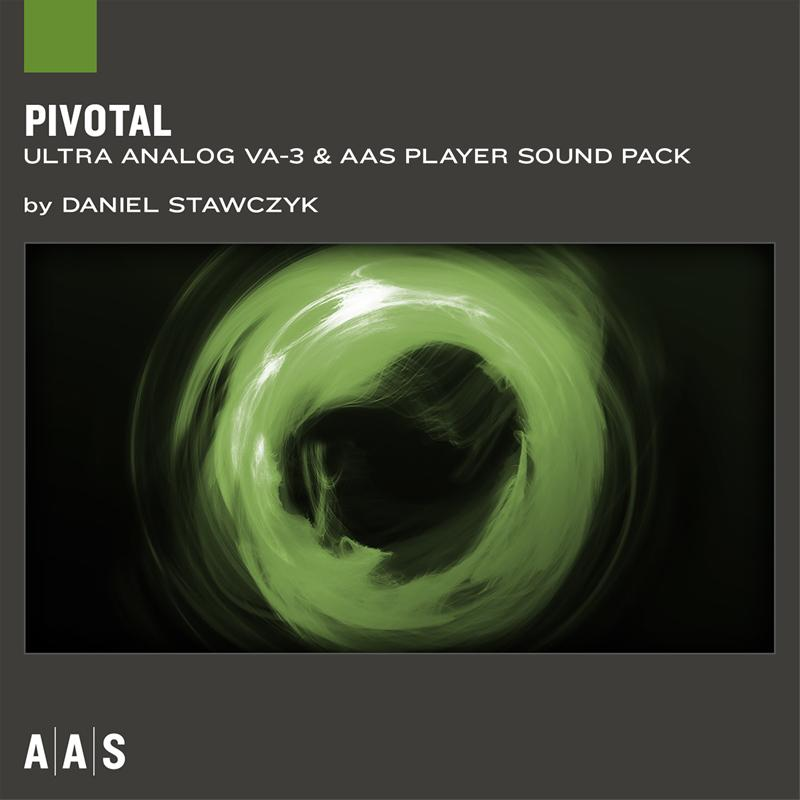 AAS Pivotal Ultra Analog VA-3 Sound pack