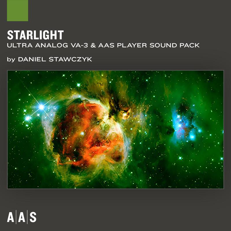 AAS Starlight Ultra Analog VA-3 Sound pack