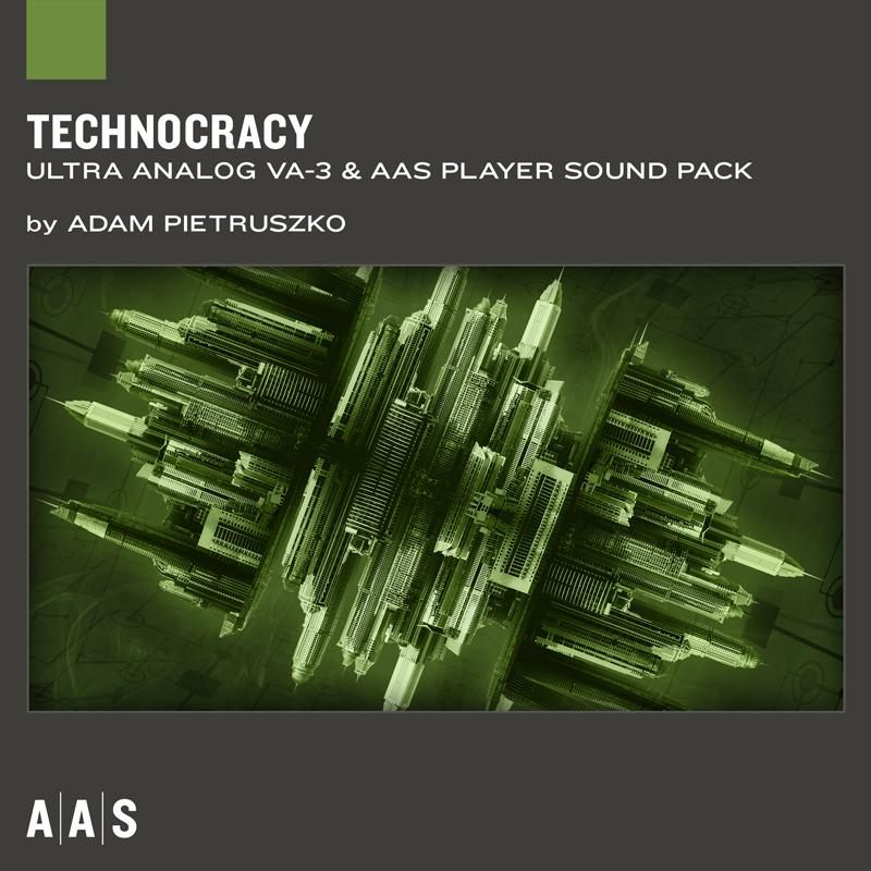 AAS Technocracy Ultra Analog VA-3 Sound pack