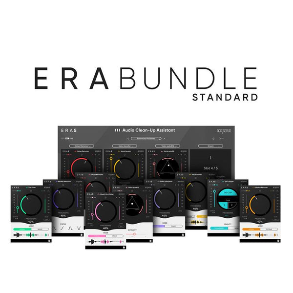 Accusonus ERA Bundle Standard